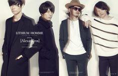 [Alexandros]「EYESCREAM 」Hironobu Sato Photography