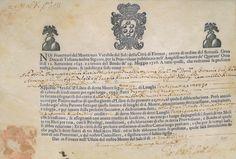 MONTE NON VACABILE DEL SALE DELLA CITTÀ DI FIRENZE - #scripomarket #scriposigns #scripofilia #scripophily #finanza #finance #collezionismo #collectibles #arte #art #scripoart #scripoarte #borsa #stock #azioni #bonds #obbligazioni
