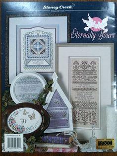 Samplers di matrimonio matrimonio punto croce di weseatree su Etsy