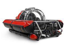 ハイエンドな個人用潜水艇「C-Explorer 5」 « WIRED.jp