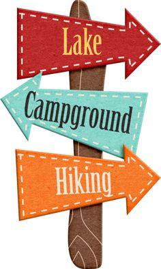 Free Vector Camping Icons | Free Vectors | Pinterest | Summer ...