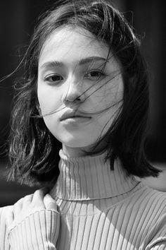 "teammizuhara: ""Kiko Mizuhara for Marie Claire Korea Magazine June 2015 / edited… Kiko Mizuhara, Portrait Photos, Portrait Photography, Hair Photography, Estilo Beatnik, 3d Foto, Blue Sargent, Drawing People, White Photography"