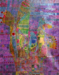 "Rossinante Under Cover I  51x42"", acrylic and pen on canvas, 2011 by Huguette Caland, Peter Findlay Gallery"
