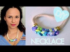 ♥ DIY Modern Boho Statement Necklace by DIY ♥ MODE | Project | Jewelry | Crochet / Women's | Necklaces | Kollabora