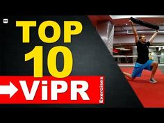 Top 10 Best ViPR Exercises for Beginners to Advanced to use for Workouts & Training - YouTube