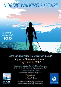 ICNW - International Council of Nordic Walking - based in Finland. A scientific organization to boost Nordic Walking research, education and overall development worldwide. Nordic Walking, Total Body, Life Science, Cross Training, Stay Fit, Fun Workouts, Finland, South Africa, Literature