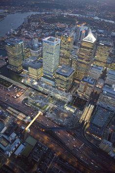 Canary Wharf © Crossrail