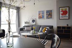 Salon styl Minimalistyczny - zdjęcie od STABRAWA.PL - pozytywny design - Salon - Styl Minimalistyczny - STABRAWA.PL - pozytywny design