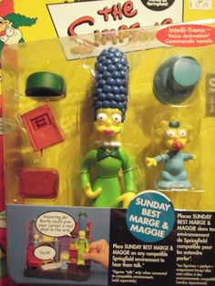Sunday Best Marge & Maggie