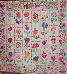 Kim McLean Down Under quilts