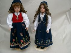 Dollmaker Brit-Graffer bunad
