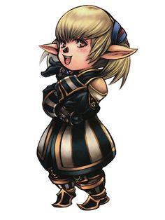 Shantotto - Dissidia: Final Fantasy