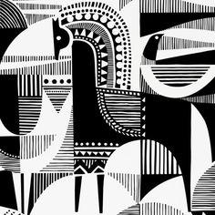 Winner be announced on Monday. Good luck to everyone who has entered ❤️The winner will receive my newest screen print Nomadimaa. Arte Tribal, Tribal Art, Geometric Art, Madhubani Art, Indian Folk Art, Arte Popular, Art Graphique, Linocut Prints, Grafik Design