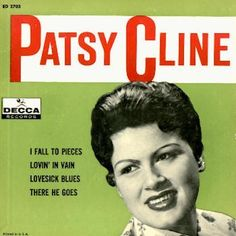 Patsy Cline's First Country No. 1