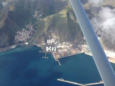 Air view of #SanAndres #Tenerife by @stani320