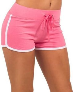 FlyQueens Shorts - Our ambition is to keep you looking like the royalty you are in the hottest new clothing, bags, and accessories! Cute Workout Outfits, Sporty Outfits, Sexy Outfits, Girl Outfits, Cute Outfits, Fashion Outfits, Sexy Shorts, Cute Shorts, Gym Shorts Womens
