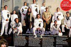 Sea Patrol - Ian Stenlake official website Sea Patrol, Us Navy Uniforms, Jay Ryan, Famous People, Nerdy, Tv Shows, Drama, Deck, It Cast