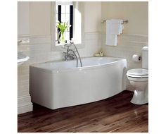 Imperial Bath- Drift bathtub, elegant and sleek