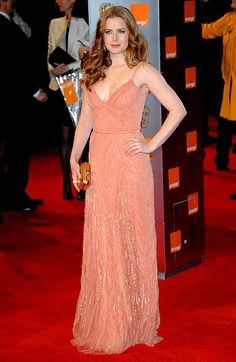 Amy Adams in Elie Saab at the 2011 BAFTA Awards
