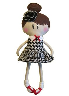 Toile dress with smocking bordeaux personalized baby gifts lana doll popular and personalized baby gifts and blankets jen klair kids negle Images
