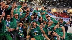 Best team in Greece. The emperor of basketball.. Panathinaikos