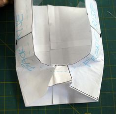 Blog post on crotch shaping