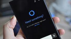 Microsoft disponibilizou a nova versão da Cortana que tem funcionalidade de ficar disponível na tela de bloqueio do Android.