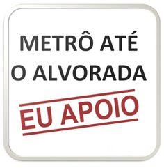 Moradores querem Linha 4 do metrô até a Alvorada