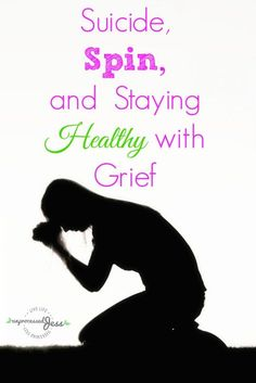 Importance of staying healthy during grief after the death of a loved one or friend.