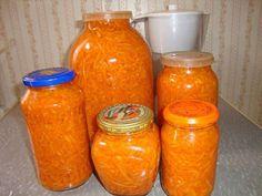 Два отличных рецепта морковки на зиму