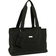 #FabricHandbags, #Handbags - baggallini Only Bagg Crinkle Nylon - Tote