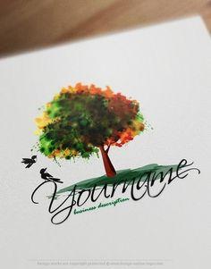 Premium tree logos