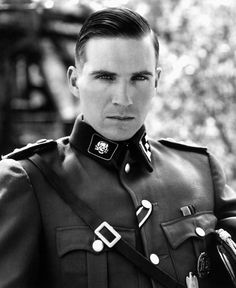 The American Film Institute listed Ralph Fiennes' portayal of Amon Goeth among their top villains in film- he ranked #15. Description from moviefancentral.com. I searched for this on bing.com/images