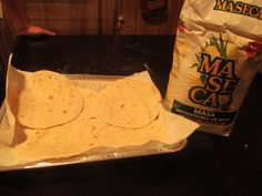 Tortillas clásicas mexicanas con harina Maseca