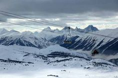 Lonely Chair in Banff Resized by SnowSkool, via Flickr