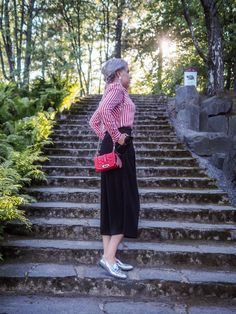 Raitapaita & culottes-housut | But I'm a human not a sandwich My Outfit, Sandwiches, Outfits, Tall Clothing, Paninis, Clothing, Style, Outfit Posts, Outfit