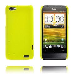 Supreme (Lys Gul) HTC One V Deksel