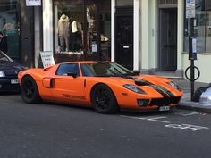 Ford GT - Londres, Royaume-Uni