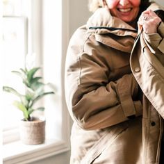 """Becky Leeson's Instagram profile post: """"Gotta love a 🧥right? I launched my rental outerwear this morning 🥳 I have a collection covering all end uses. Head to my stories ⬆️ to…"""" Product Launch, Profile, Cover, Collection, Instagram, Fashion, User Profile, Moda, Fashion Styles"""