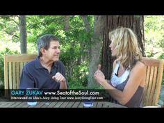 Gary Zukav: How to create authentic power? Choosing Love vs. Fear