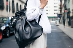 the row backpack - vanessa hong http://FashionCognoscente.blogspot.com