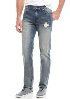 Red Camel Plymouth Original Straight Leg Stretch Fit Jeans