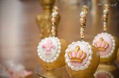 Pink + Gold Princess themed birthday party via Kara's Party Ideas KarasPartyIdeas.com Printables, cake, decor, favors, recipes, cupcakes, and more! #princessparty #princess #princesspartyideas (21)