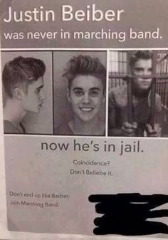 Can we just talk about the fact that in the middle picture he's smiling DURING HIS MUGSHOT like: weeeee I'm in jail yay!!!!!!!