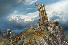 Free download Infinity Blade game for iOS | Funky Gadgets9