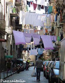 スパッカナポリを散策しよう~ナポリを歩こう//Piazza Italia//