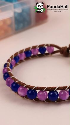 Diy Bracelets Patterns, Diy Friendship Bracelets Patterns, Diy Bracelets Easy, Jewelry Patterns, Bracelet Designs, Handmade Bracelets, Beaded Bracelets, Diy Crafts Jewelry, Bracelet Crafts
