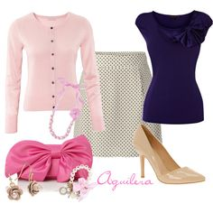 Prim & Proper, created by mayra-aguilera on Polyvore
