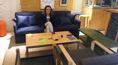 No te pierdas la increíble propuesta de mobiliario de Perceptual. Diseño. Mobiliario. Madera. Color. Mesa. Sillas. Encuentra dónde comprar este diseño y Producto en Colombia.
