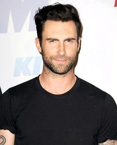 Adam Levine - Love him..love his voice..want..lust